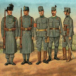 Austro-Hungarian WW1 Army