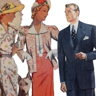 Moda cywilna